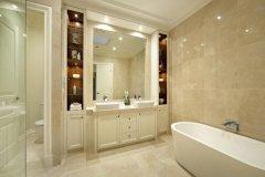 Marble-In-a-Bathroom-Design
