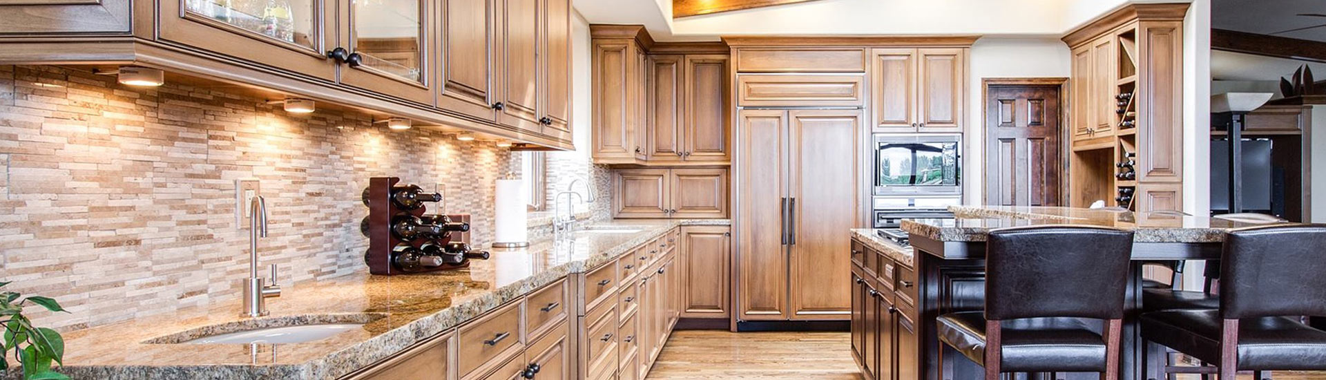 Custom Kitchen Cabinets in Las Vegas, Henderson, Paradise ...